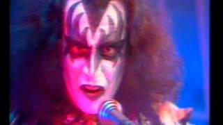 """KISS - Dance All Over Your Face  """"Video"""""""