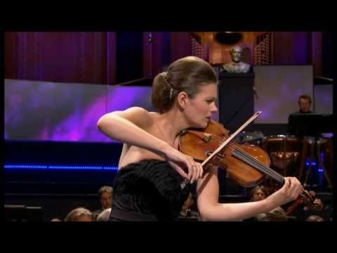 Janine Jansen - Britten - Violin Concerto, Op 15