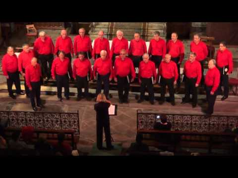 Chants basques à l'église de Cambo-les-bains (64)...