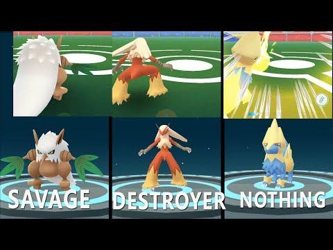 Download Youtube: Best of Gen 3 Evolve and Battle! New Gen 3 Update in Pokemon Go