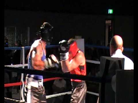 Amateur heavyweight boxing