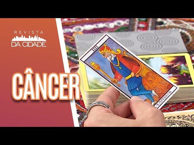 Previsão de Câncer 21/06 a 22/07 - Revista da Cidade (18/02/19)
