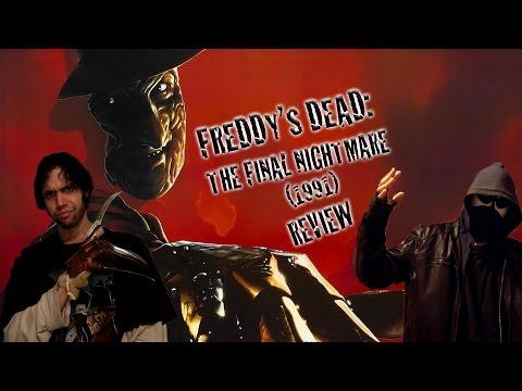 P.M.R.Bonez88's Horror Slasher Movie Review: Freddy's Dead: The Final Nightmare (1991)