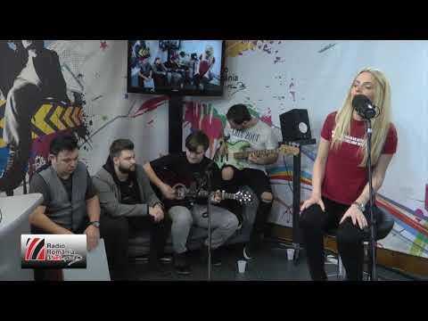 The Humans - Indura Inima LIVE @Radio3Net