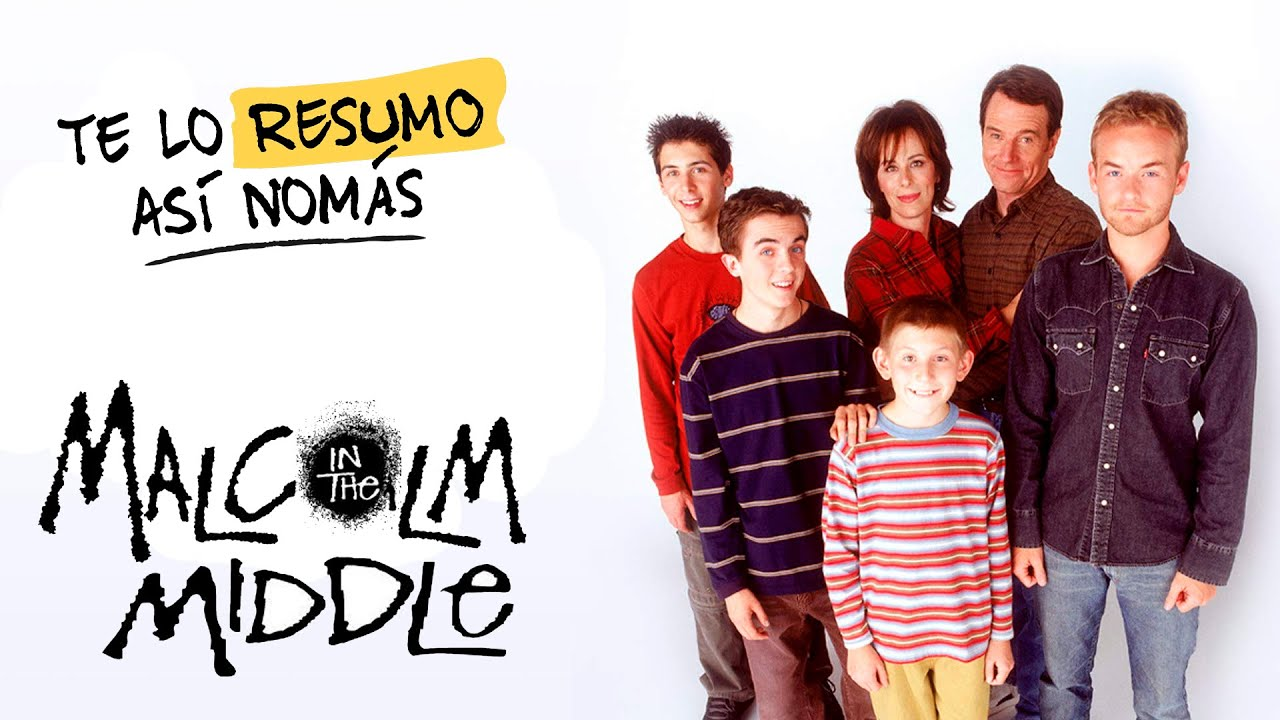 Malcolm in the Middle | #TeLoResumo