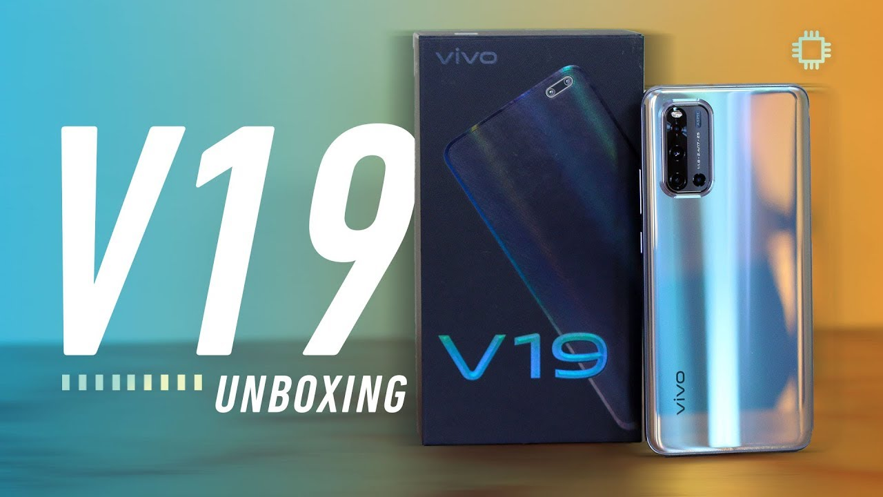 Vivo V19 Unboxing and First Impressions!