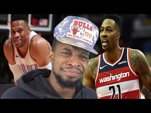 HOWARDS BACK.. BUT SO IS OKC BABY!! THUNDER vs WIZARDS HIGHLIGHTS