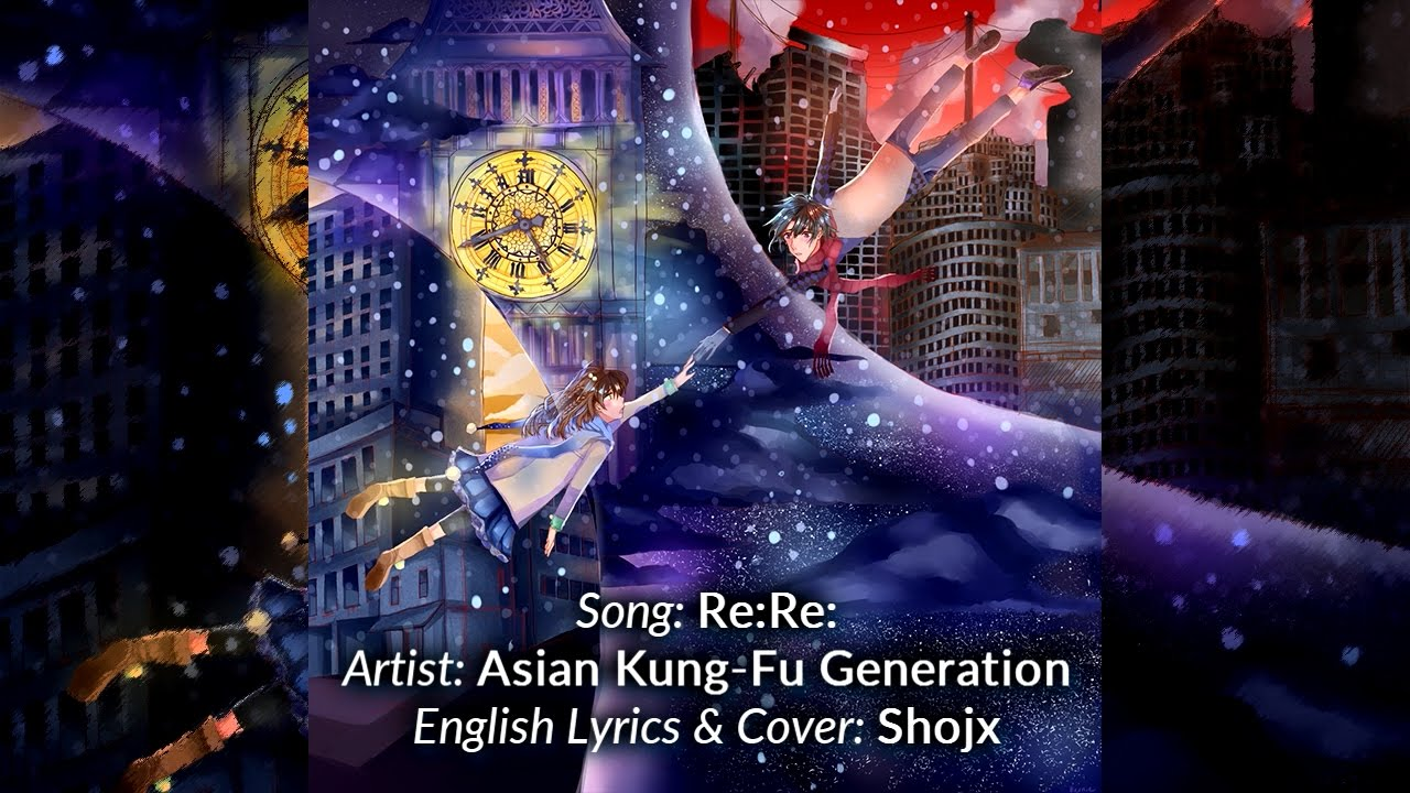 With you asian kung fu generation english lyric consider