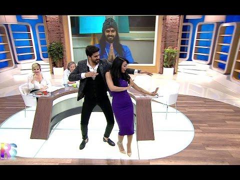 Renkli Sayfalar - Adnan ve Didem'den muhteşem hint dansı!