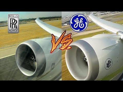 THE ULTIMATE 787 ENGINE SOUND COMPARISON!! Choose your favourite!!