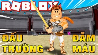 Roblox | The OTHER GLADIATORS In The ROMAN ARENA-BLOODY Gladiator Simulator | Kia Breaking