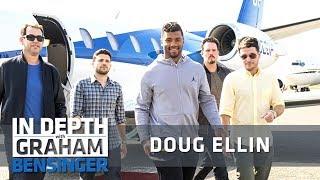 Doug Ellin: Russell Wilson Broke Entourage Star's Leg