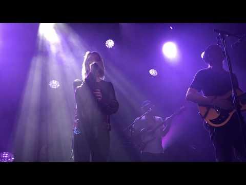 Beautiful Burnout - Waaktaar & Zoë (at the Savoy concert)  live at Parkteatret Oslo  11/01/18