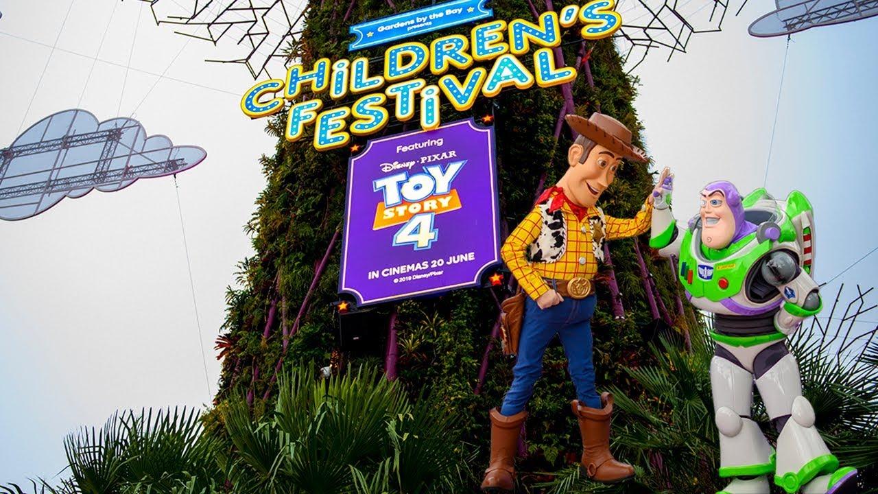 Children Festival 2019 Featuring Disney And Pixar S Toy
