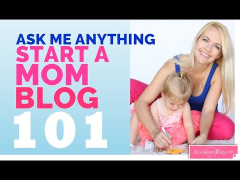 Ask me anything about blogging! Live Q&A #1