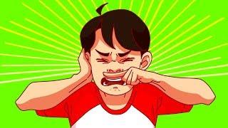 Wenn du ein Niesen unterdrückst, könnte dir das passieren