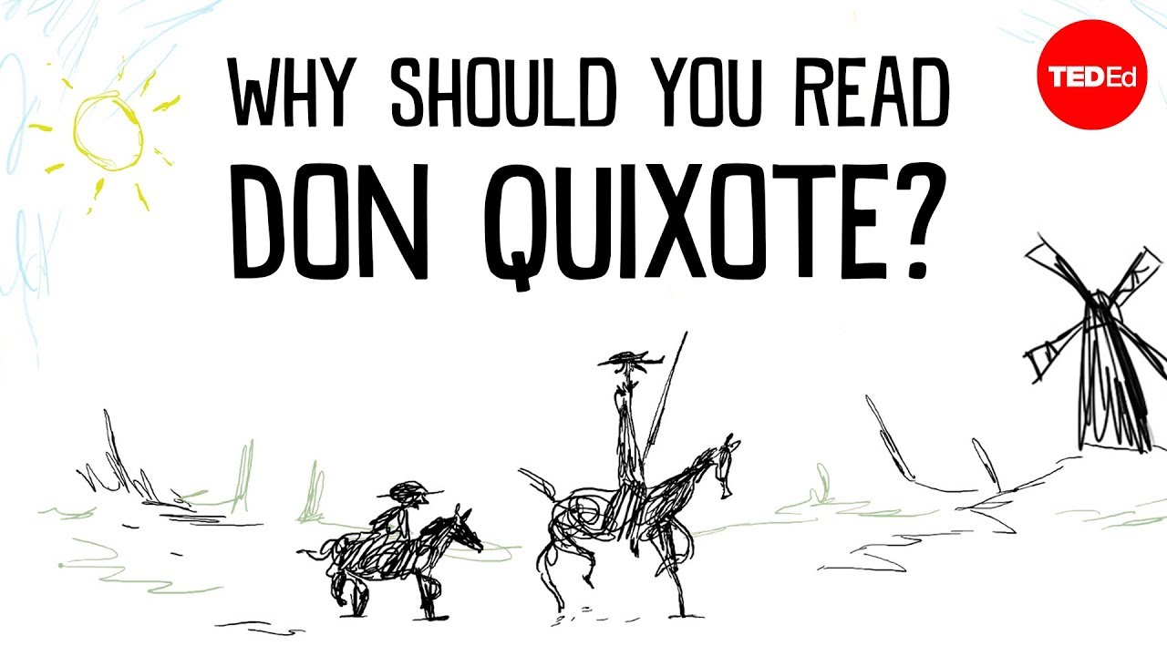Why Should You Read Don Quixote Ilan Stavans Youtube
