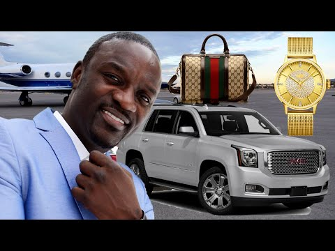 10 MOST EXPENSIVE THINGS OWNED BY AKON