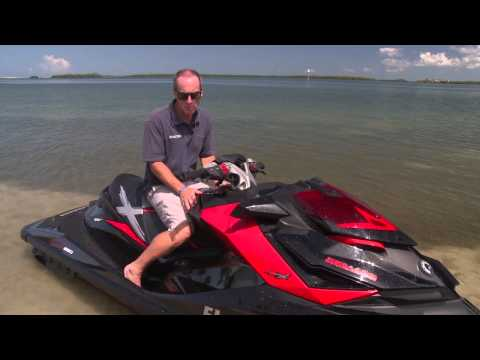 Sea-Doo RXP-X 260: World Champion Performance for the Weekend Racer