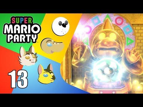 Super Mario Party Ep.13 - Kamek's Tantalizing Tower 2
