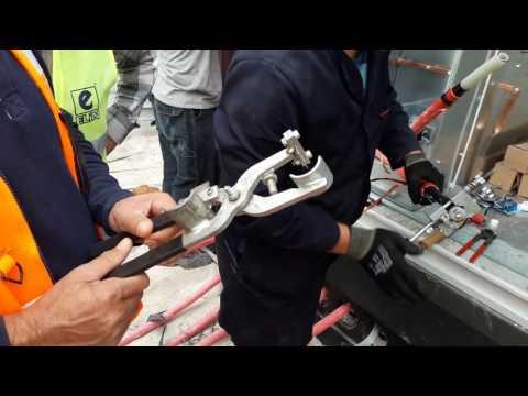Plug İn Başlık Yapımı 34,5 kV