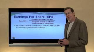 15 - Earnings Per Share (EPS)