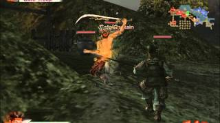 Gan Ning - Dynasty Warriors 4 Hard Mode
