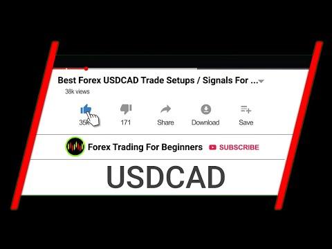 USDCAD FOREX MONEY MARKET TRADE SETUPS & SIGNALS For 15th Jan 2020