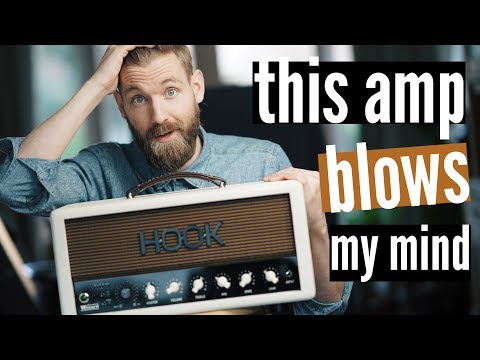 Is this the amp from the future?!