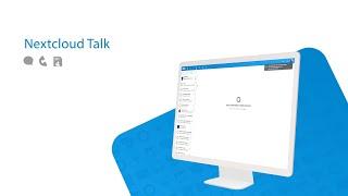 Introduction to Nextcloud Talk