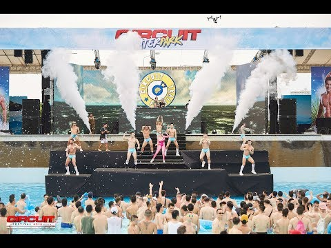 CIRCUIT FESTIVAL ASIA - Pattaya - I had a BLAST at the WATER PARK, BEACH AND NIGHT PARTIES