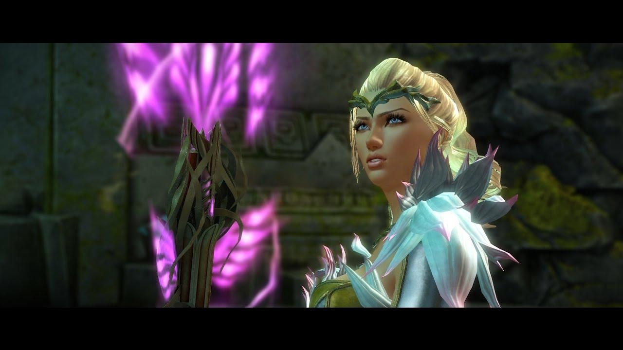 Bande-annonce de l'épisode 5, saison 3 du Monde vivant de Guild Wars 2 : Point d'ignition