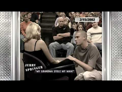 a history of a stripper in the jerry springer show The jerry springer show (also known as jerry used in shows such as the 1998 episode stripper history 1991 jerry springer debuted on.