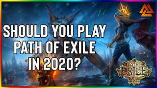 Should You Play PΟE in 2020? Starter Builds Included! (Path of Exile)