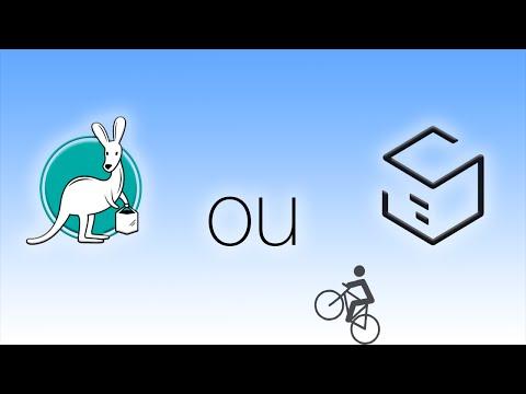 Stuart Vs Deliveroo (Salaire) - Avec qui être coursier à vélo ?