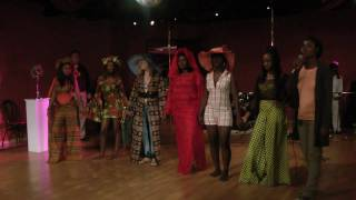 Liberian Cultural Festival- Fashion Show
