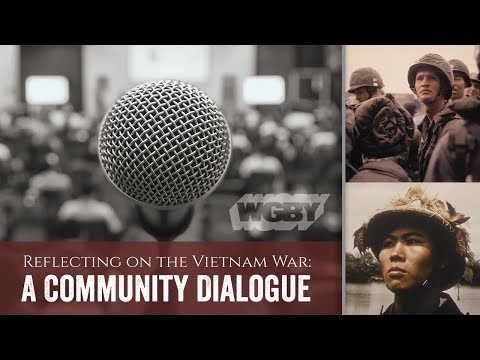 Reflecting on the Vietnam War: A Community Dialogue (Hosted by Carrie Saldo)