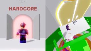 Roblox - Temps d'ascension - Mode Hardcore