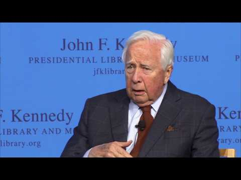"David McCullough on ""The American Spirit"""