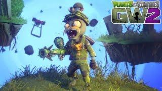 Plants vs. Zombies Garden Warfare 2 - Soldado Aéreo Mestre