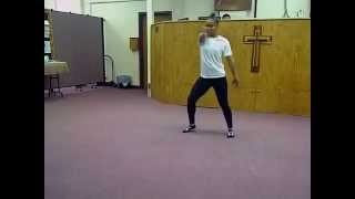 Joyful Noise by Flame (choreographed dance)