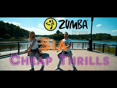 SIA - Cheap Thrills - ZUMBA - MEGA MIX 53