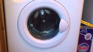 Indesit Evoloution W161 - Delicate Spin