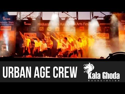 Urban Age Crew at Kala Ghoda Art Festival 2014