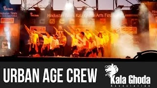 Urban Age Crew at Kala Ghoda Art Festival 2014