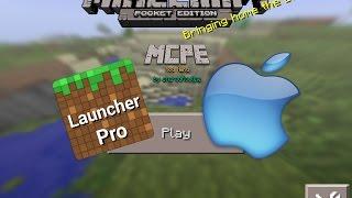[0.9.5] Minecraft PE - iOS Block Launcher Tutorial