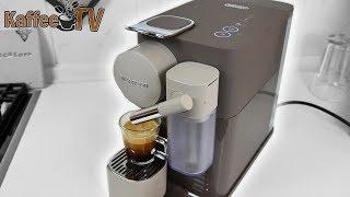 Cover images De'Longhi Lattissima One im Test: Nespresso-Maschine mit Milchaufschäumer