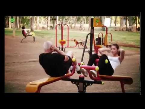 Outdoor Gyms Equipment South Africa