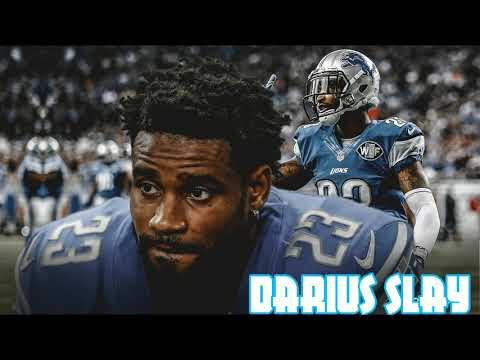 DETROIT LIONS: ARE SET TO TALK WITH DARIUS SLAY & SNACKS ABOUT CONTRACT EXTENSION!!!