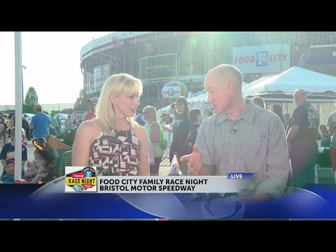 WJHL News Channel 11 Food City Race Night Marketing